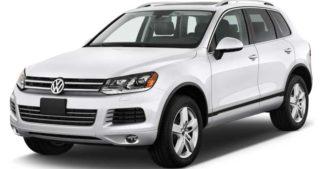 VW Touareg NF